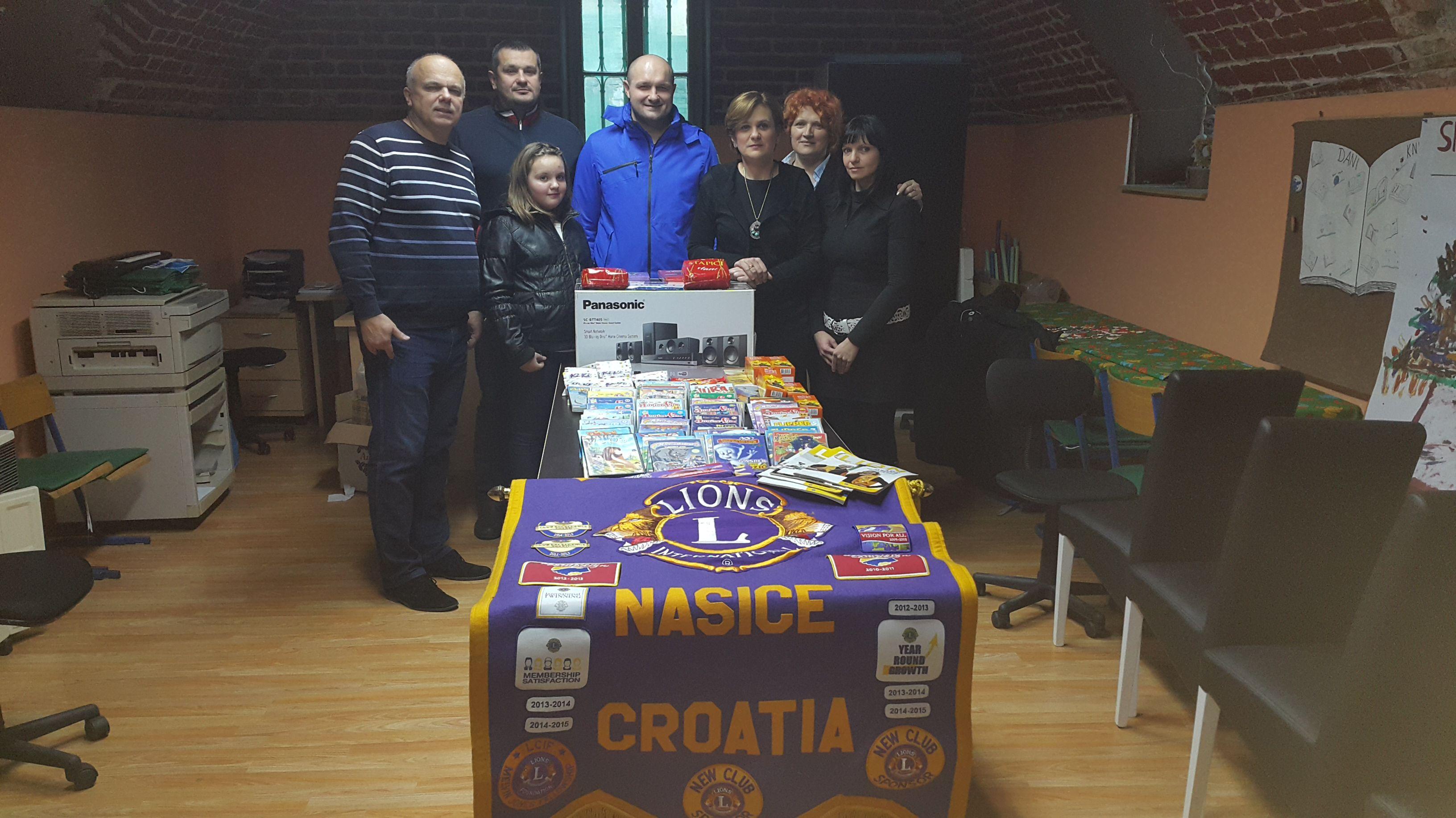 25 godina Lions kluba Našice proslavit će se 1.12.