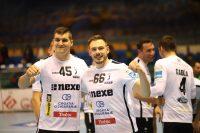 NEXE pobijedio na gostovanju u Bjelorusiji i preuzeo vrh prvenstvene ljestvice SEHA Gazprom lige !