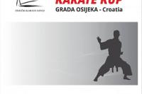 Međunarodni karate turnir u Osijeku
