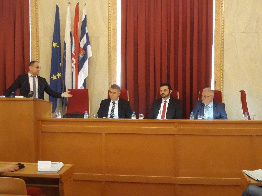 Održana 17.sjednica županijske Skupštine