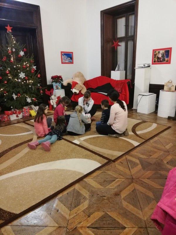 Božićna radionica za najmlađe