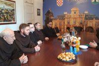 Tradicionalni gradonačelnikov prijem predstavnika vjerskih zajednica