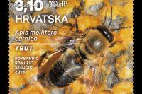Poštanske marke s motivom pčele