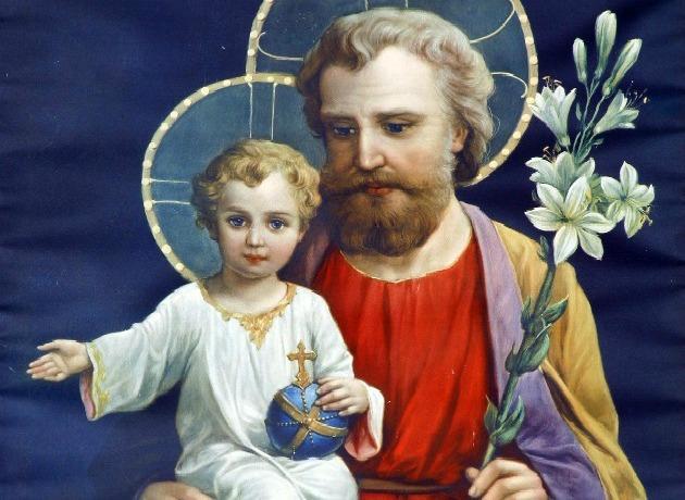 Svetkovina je sv.Josipa, zaštitnika Hrvatske  i Dan očeva