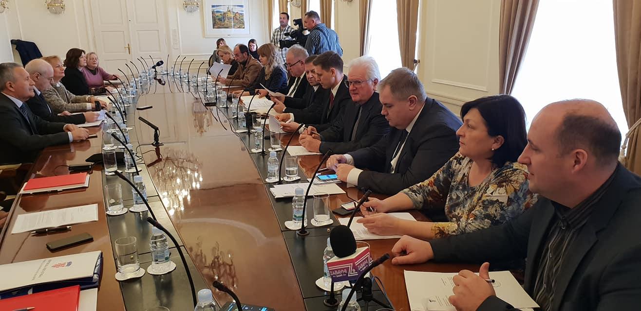 Branka Baksa ponovno imenovana u Savjet za nacionalne manjine RH