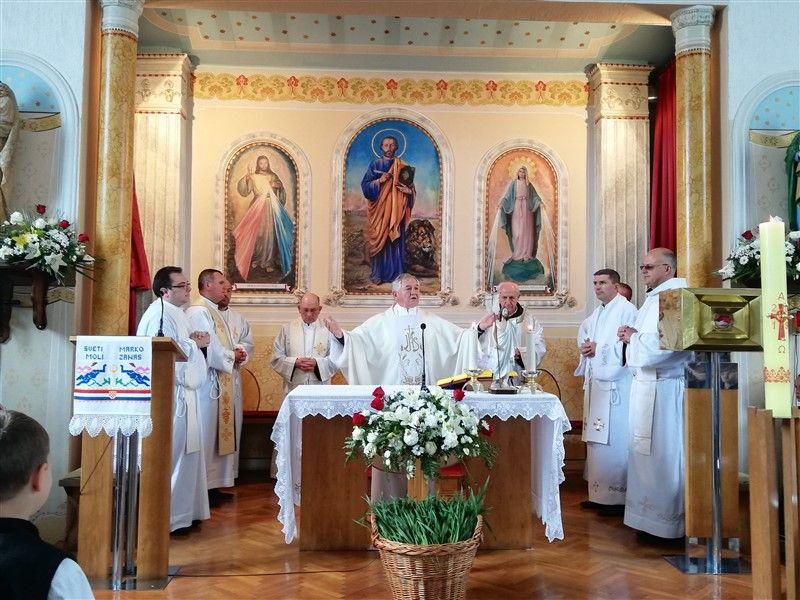 Slavlje sv. Marka i proslava 140.obljetnice Markovca
