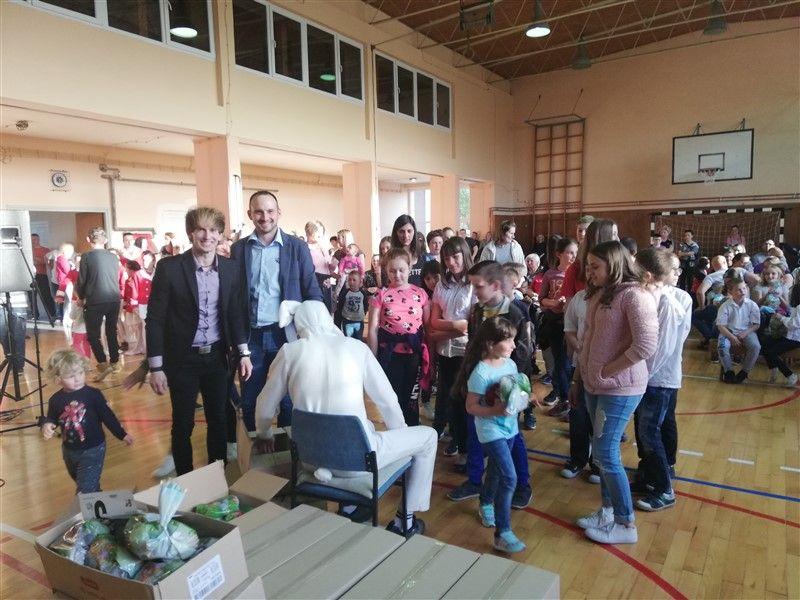 Uskrsni koncert u Feričancima