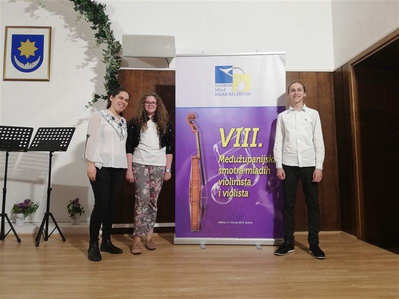 Mladi našički glazbenici u Slatini