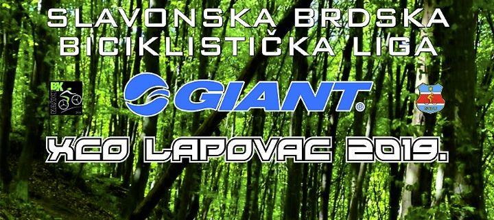 Međunarodna biciklistička utrka na Lapovcu