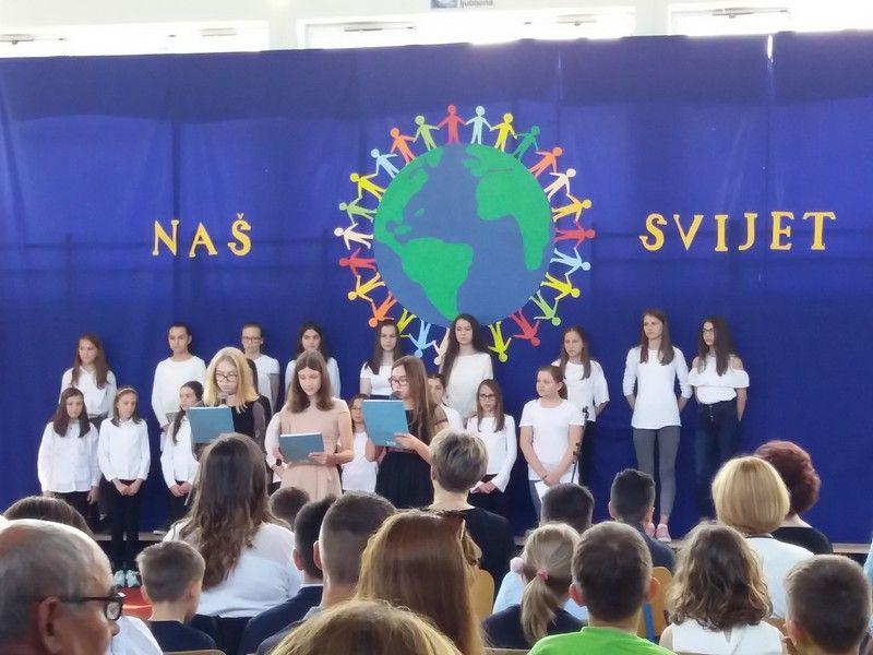 Bogat glazbeno-scenski program za Dan škole