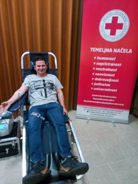 Uspješna akcija darivanja krvi
