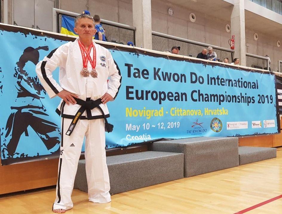 Jurić osvojio dvije bronce i plasman na Svjetsko prvenstvo!