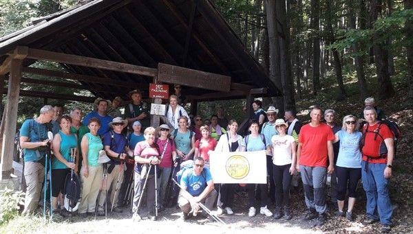 Na 26. Antunovskom pikniku okupilo se 100-tinjak planinara