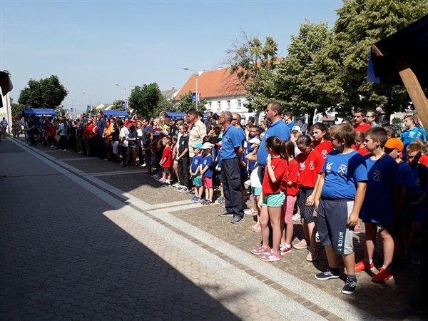 Na Vatrogasnom kupu sudjelovalo 500-tinjak djece i mladeži