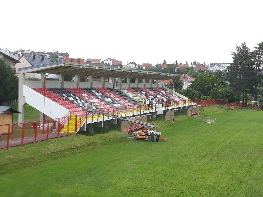 Privode se kraju radovi na uređenju Gradskog stadiona