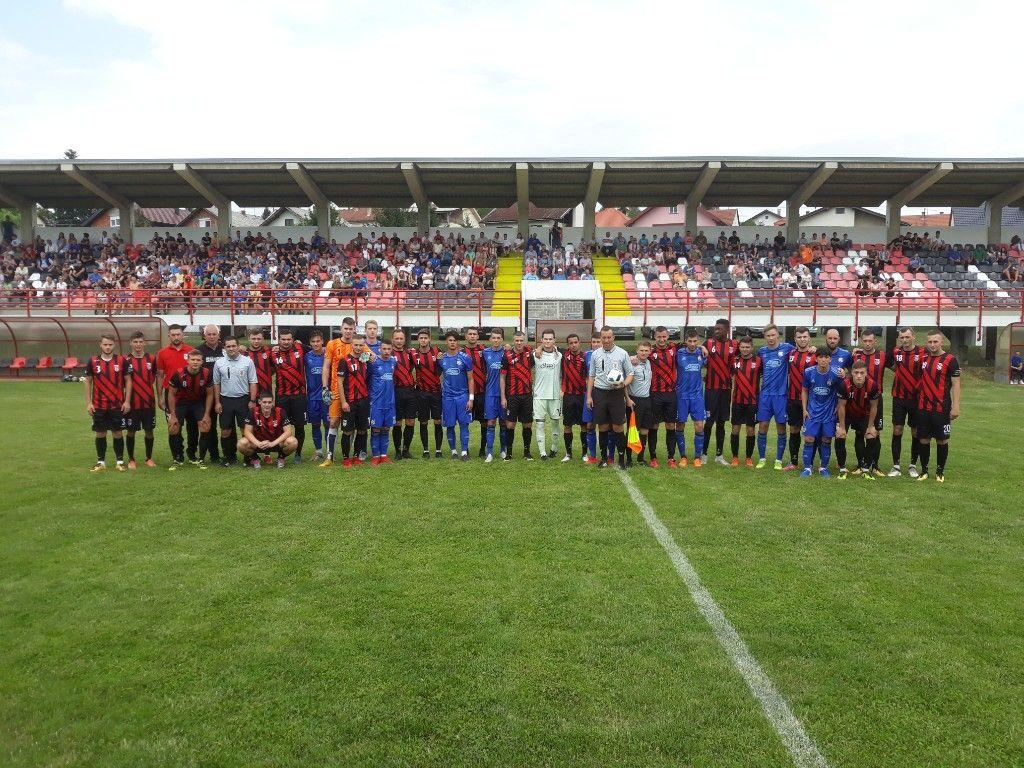 NAŠK-Dinamo II 1:1