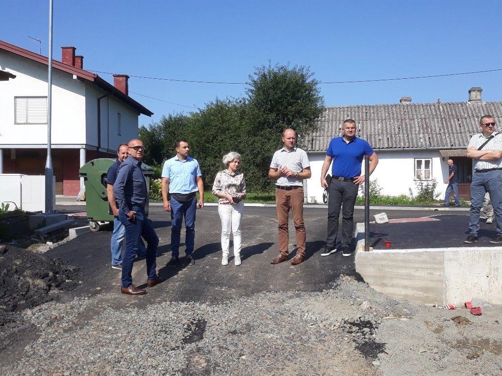 Uskoro dovršetak radova na uređenju Zagrebačke ulice i ulice Teodora Pejačevića