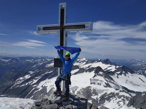 Hrvoje Tržić ispenjao vrh Grossvenediger