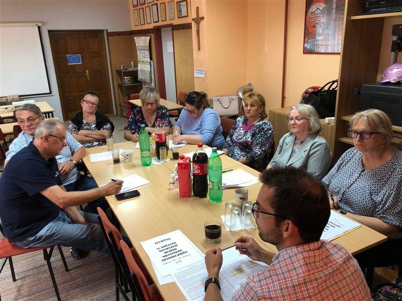 GDCK Našice održao Sjednicu Odbora