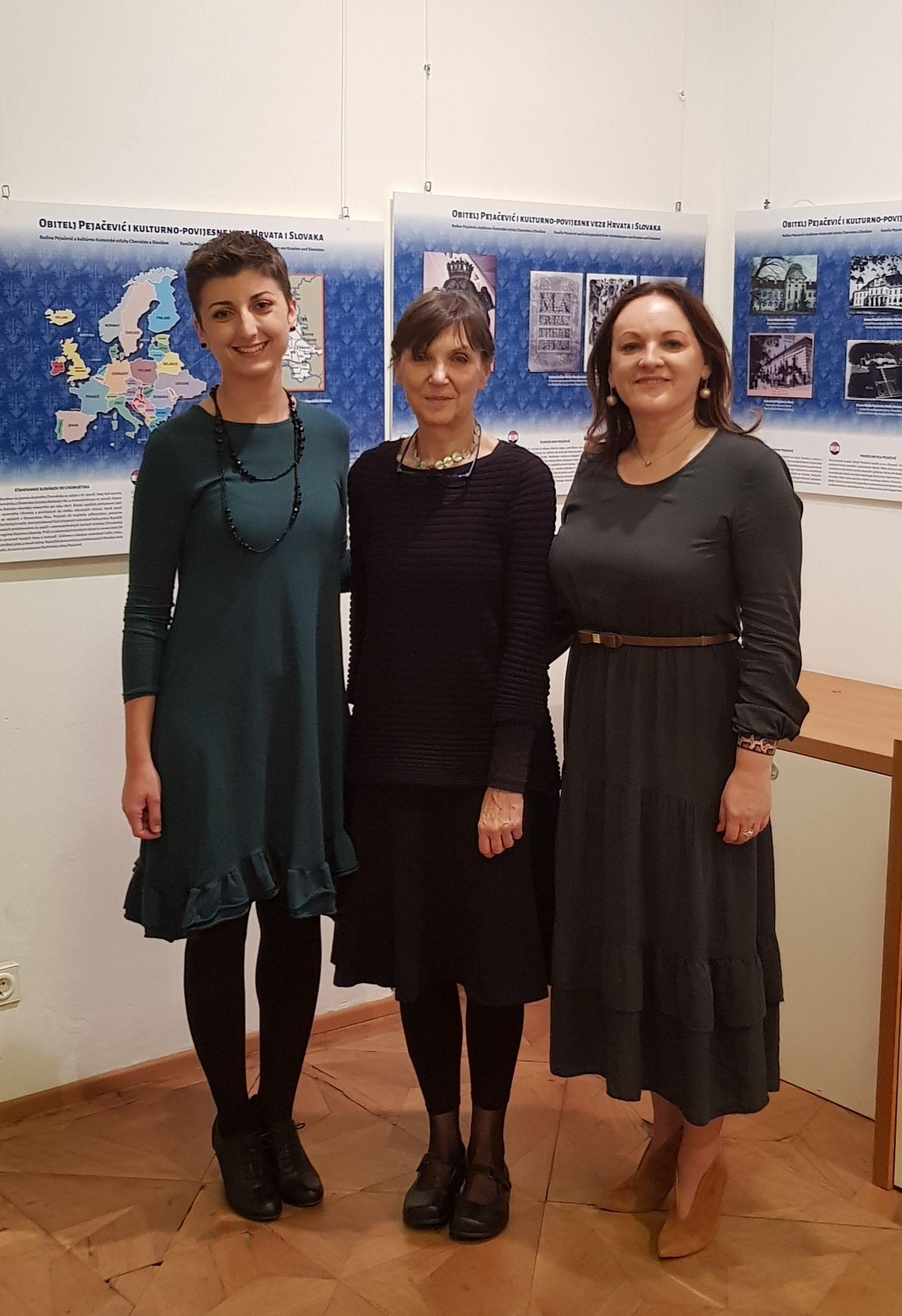 """Izložba """"Obitelj Pejačević i kulturno-povijesne veze Hrvata i Slovaka"""" otvorena u Beču"""