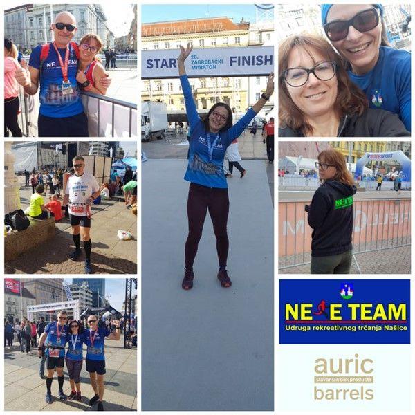 Našički trkači izvrsni u Zagrebu
