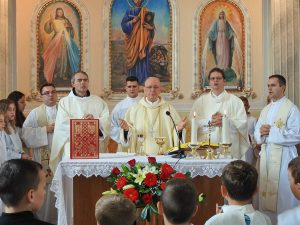 Svečano euharistijsko slavlje u Markovcu