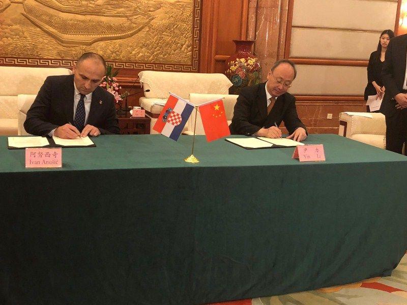 Kineska pokrajina Sečuan i Osječko-baranjska županija uspostavile bilateralnu suradnju