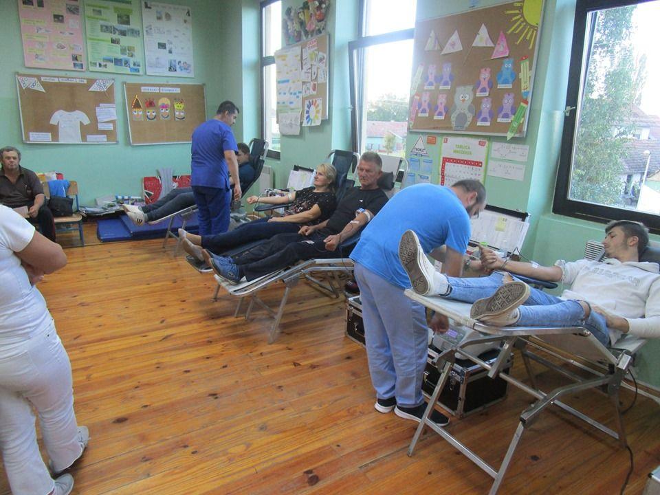 Akcija darivanja krvi u Martinu