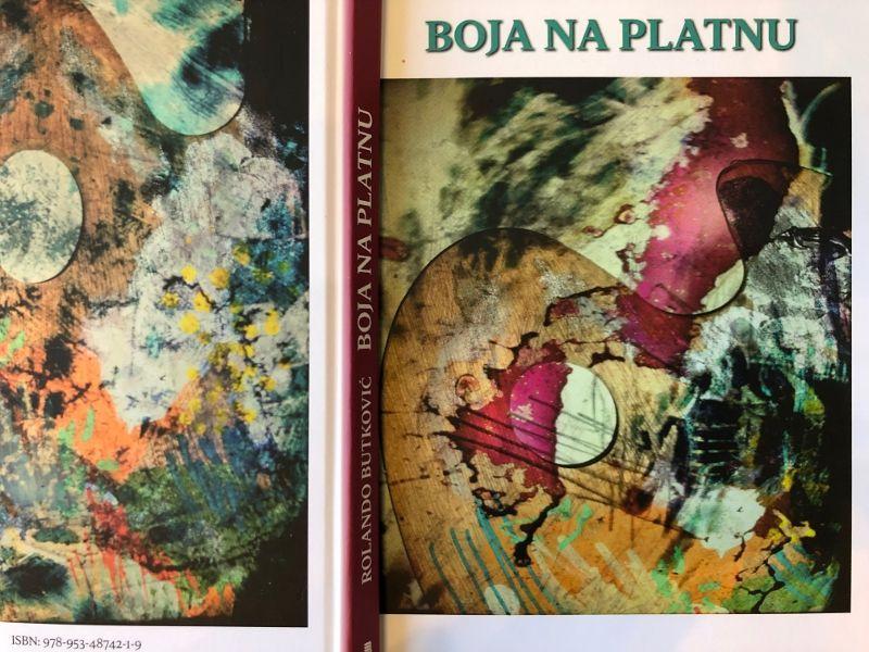 Četvrta knjiga Rolanda Butkovića