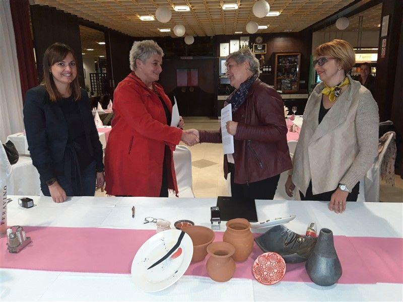 Potpisan Sporazum o suradnji Zavičajnog muzeja Našice i Akademije za umjetnost i kulturu Osijek