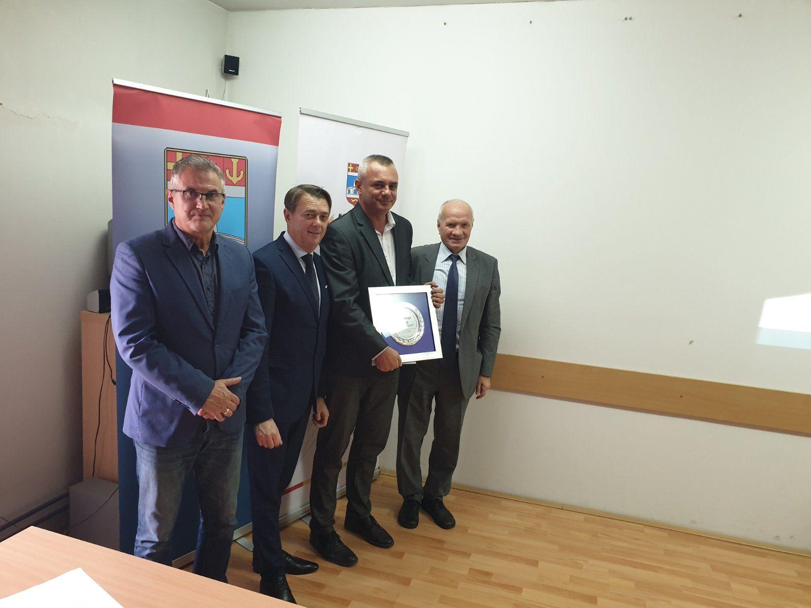 Održana sjednica Školskog športskog saveza Osječko-baranjske županije