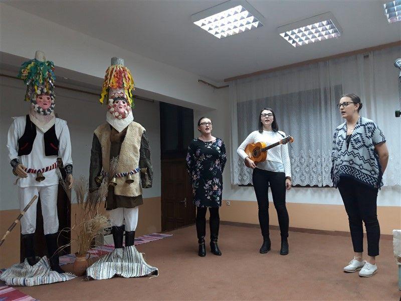 """Proslava 20. obljetnice obnove pokladnog običaja """"Vukojevački starcevi"""""""