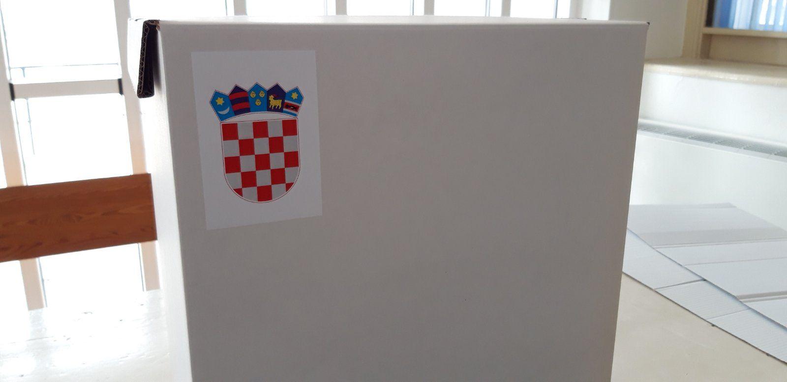 Hrvatski birači danas biraju 10. saziv Hrvatskog sabora