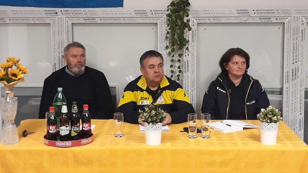 Održana izvještajna sjednica Skupštine NK Vihor Jelisavac