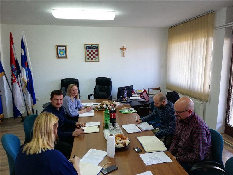 Dobra suradnja Općine Donja Motičina i JU Županijske razvojne agencije OBŽ