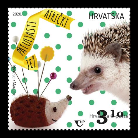 Nove prigodne poštanske marke iz serije dječji svijet