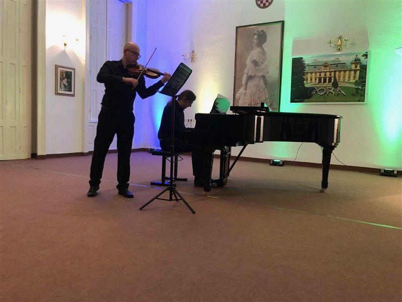 Koncertom završen Memorijal Dore Pejačević
