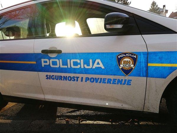 Prometna policija pronašla 120 kilograma duhana