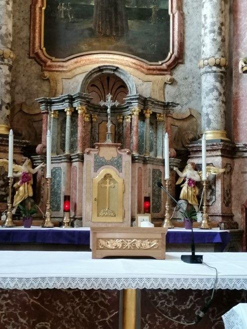 Danas prijenos pobožnosti i svete mise na župnoj Fb stranici
