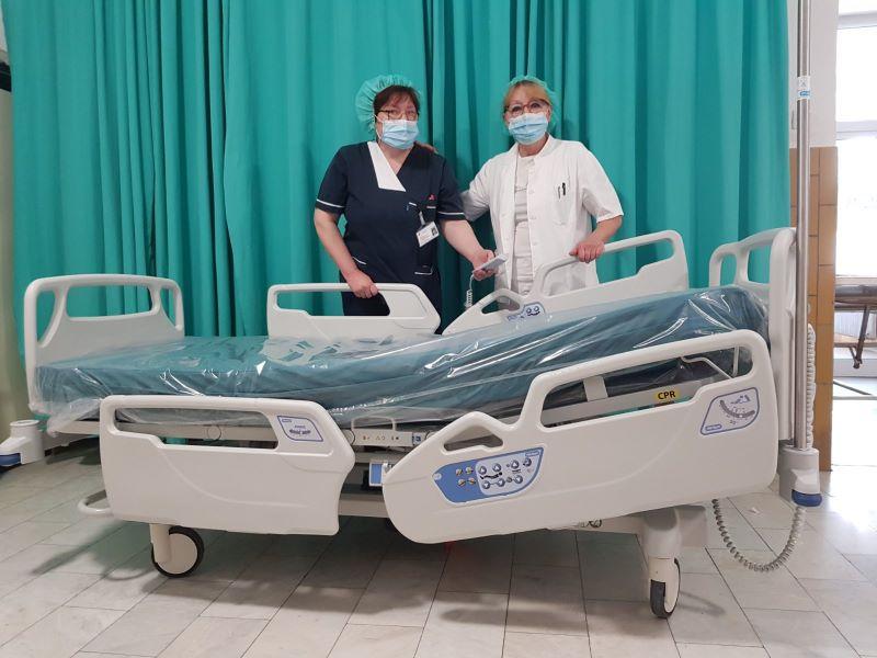Našoj bolnici donacija Općine Magadenovac