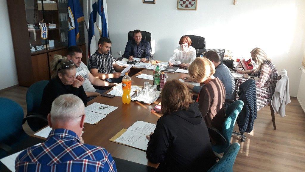 Održana 23. sjednica Općinskog vijeća Općine Donja Motičina