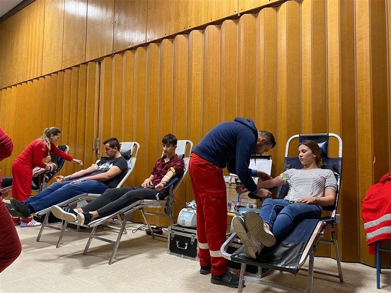 U Stipanovcima danas akcija darivanja krvi
