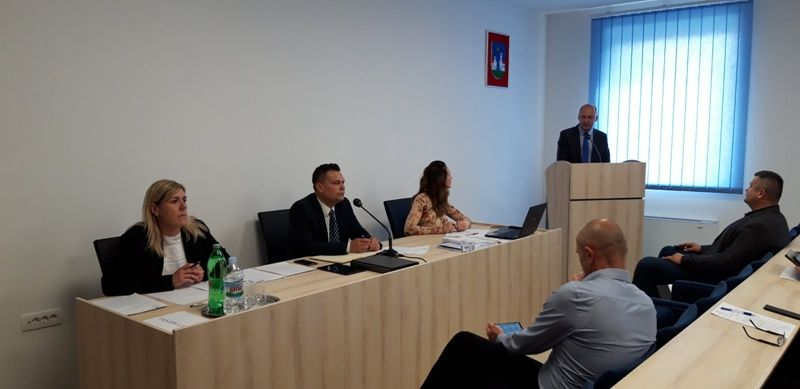 Održana 25. sjednica Gradskog vijeća Grada Našica
