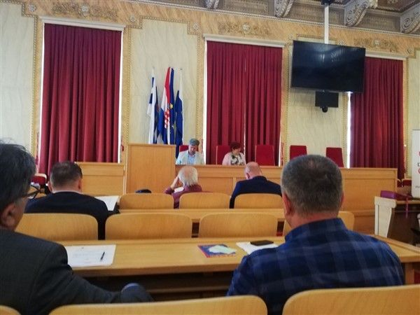 U Osijeku održana sjednica Skupštine Sportske zajednice Osječko baranjske županije