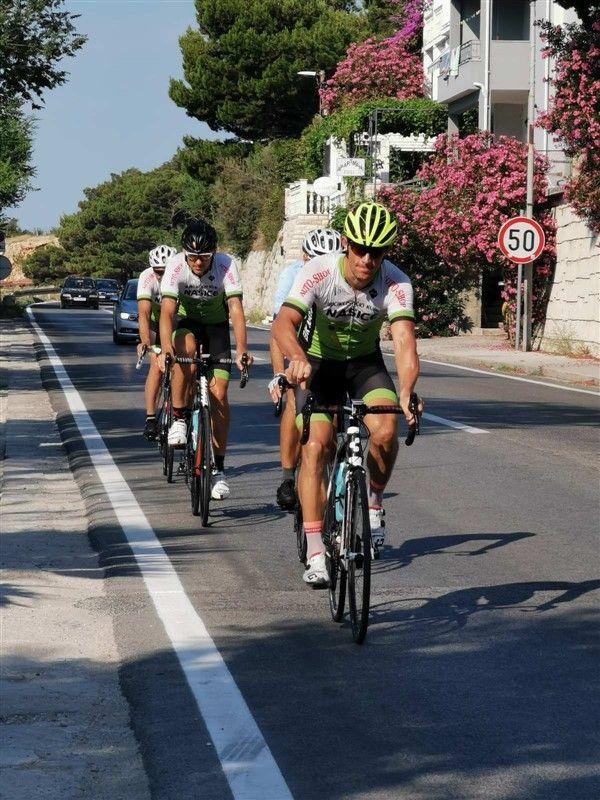 Biciklisti stigli u Dubrovnik