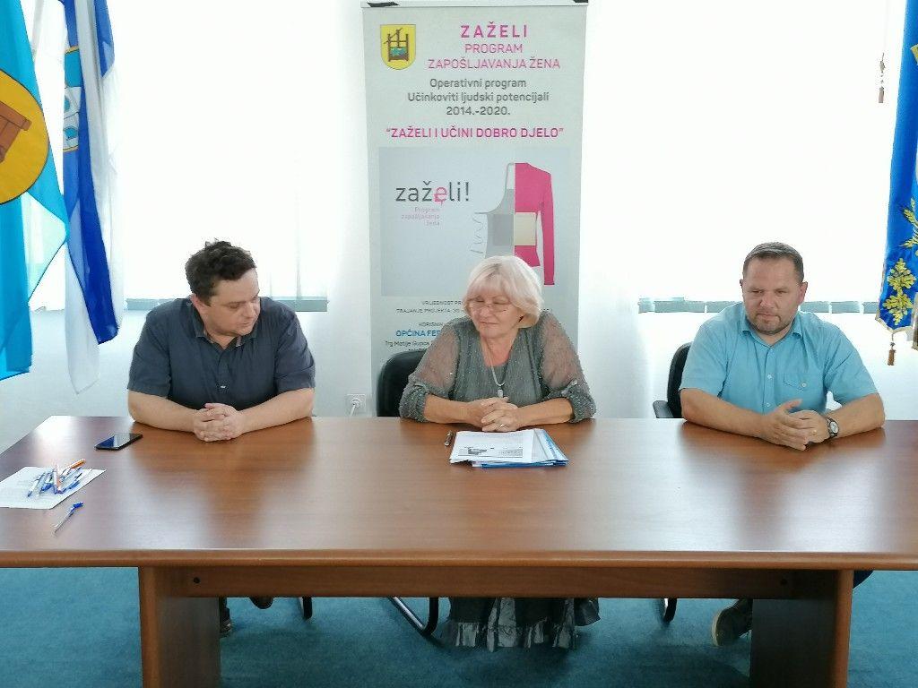 """Završna konferencija projekta """"Zaželi"""" u Feričancima"""