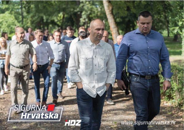 GO HDZ-a zahvaljuje biračima na povjerenju Ivanu Anušiću i Hrvoju Šimiću!