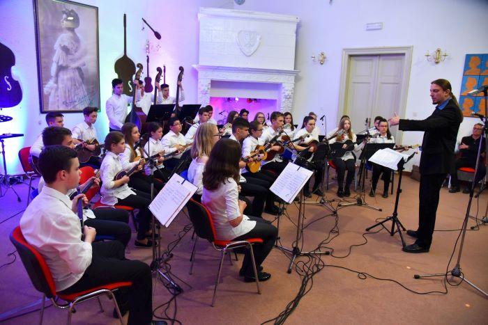 Naš tamburaški orkestar na Festivalu sudjeluje 24. listopada
