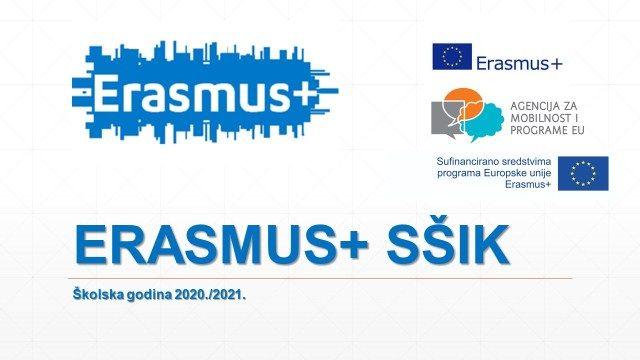 U našičkoj srednjoj školi u tijeku pet Erasmus+ projekata