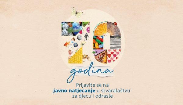 S početkom Dječjeg tjedna započelo natjecanje u stvaralaštvu u organizaciji DND-a Hrvatske